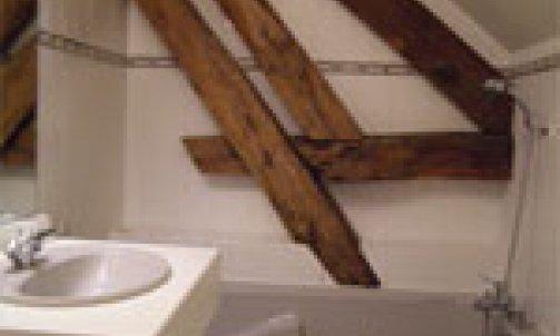 Salle de bain chambre n°9