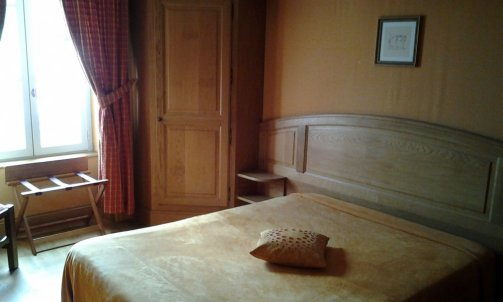 Chambre n°4 avec douche